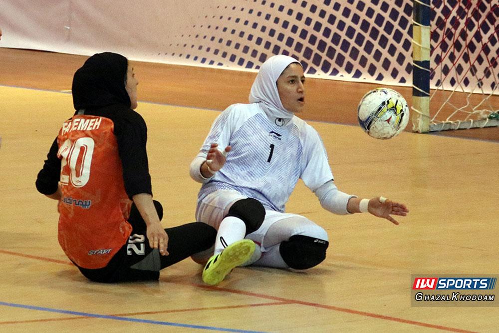 سوم مرداد نیمه نهایی لیگ برتر فوتسال زنان در اهواز و رفسنجان