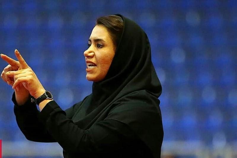 گلایه سعیده ایرانمنش از تبعیض جنسیتی در فوتسال