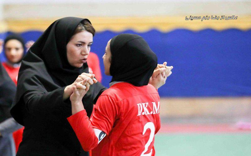اعلام رای سرمربی تیم فوتسال دختران کویر مس کرمان