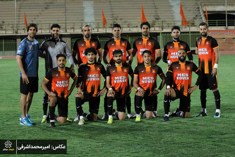 گزارش تصویری:هفته دوازدهم لیگ دسته دوم/مس نوین - فولاد نوین اهواز از نگاه دوربین امیرمحمد اشرفی
