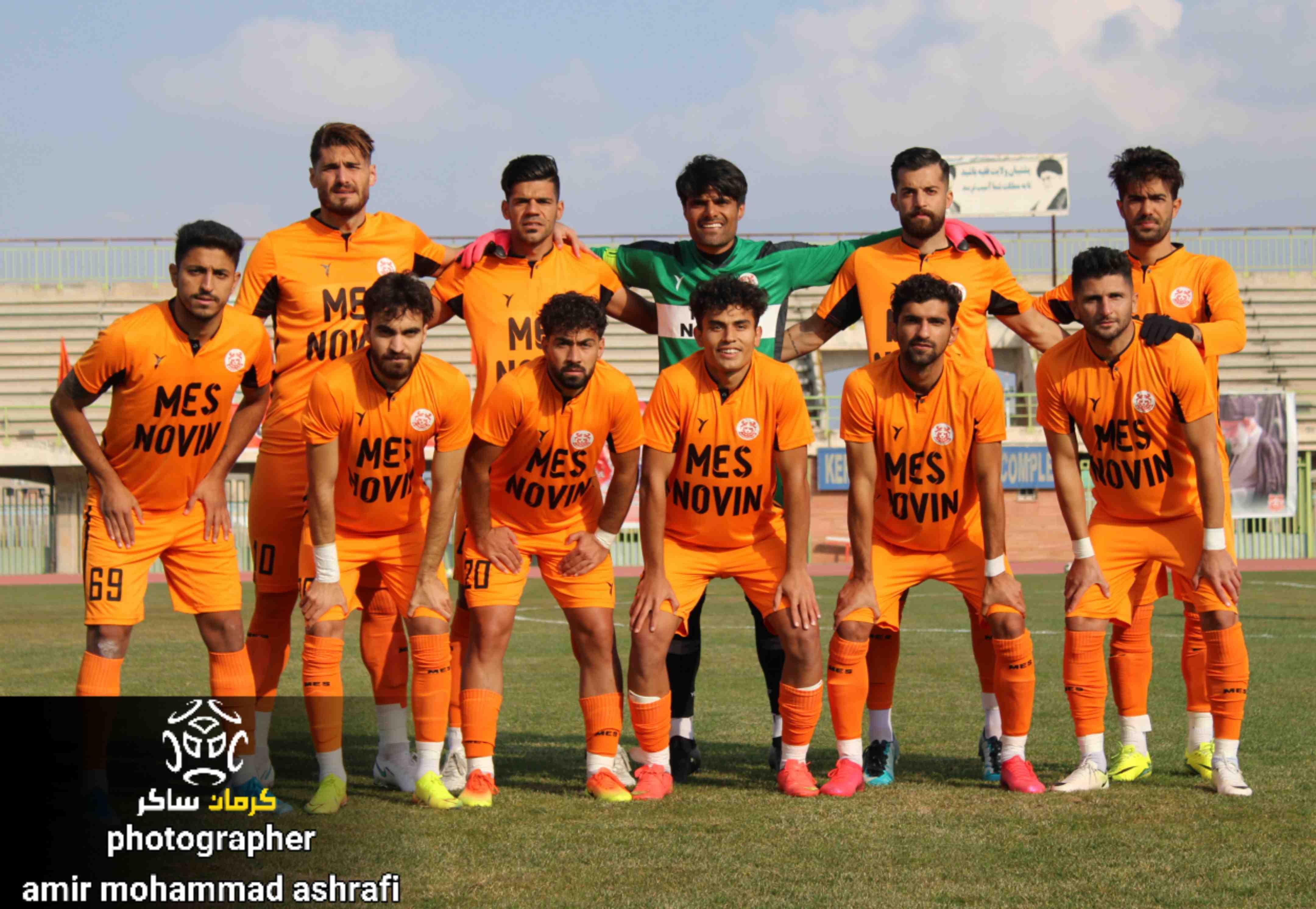 گزارش تصویری: هفته نخست لیگ دسته دوم فوتبال کشور/ مس نوین - سپیدرود رشت به روایت دوربین امیرمحمد اشرفی