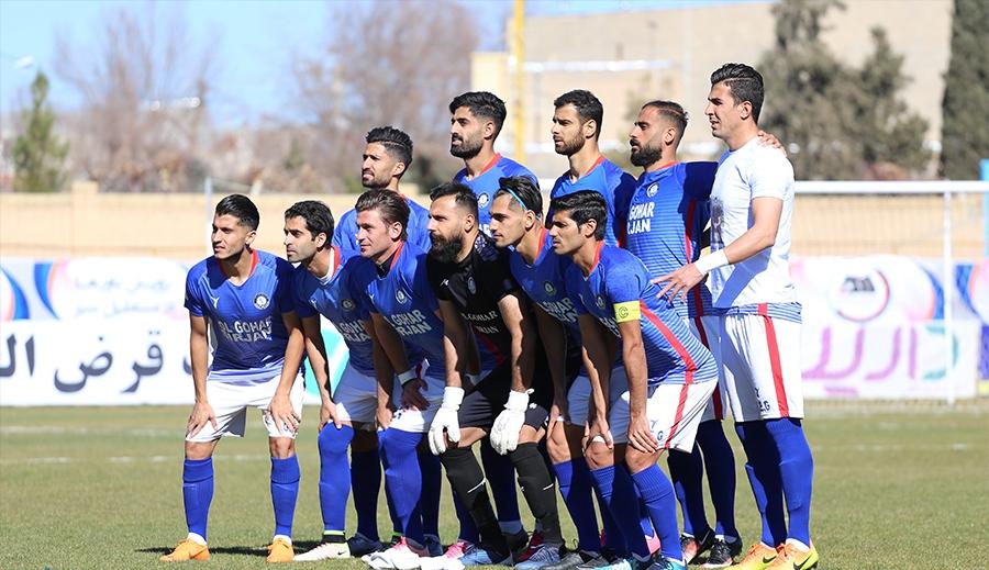 هفته بیست و ششم لیگ دسته یک فوتبال کشور/ خلاصه دیدار گل گهر سیرجان - قشقایی شیراز
