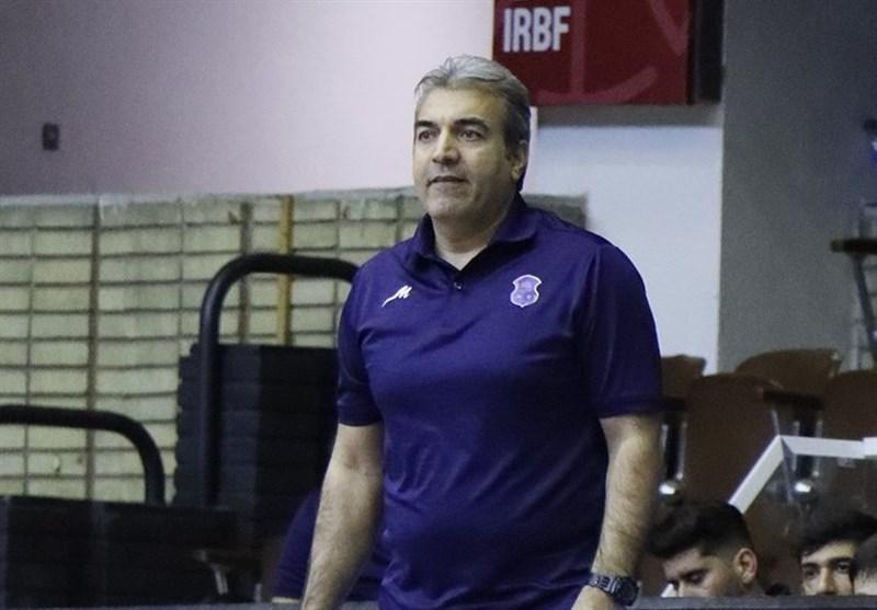 اسلامی: به دنبال جایگاه قابل احترام در لیگ بسکتبال هستیم