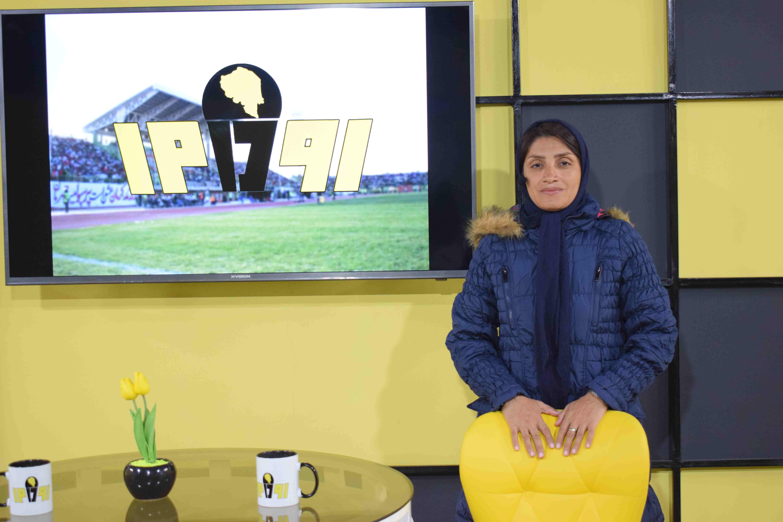 مجله تصویری رو در رو - قسمت (7) - گفتگوی جذاب و دیدنی با مرضیه جعفری سرمربی تیم فوتبال بانوان شهرداری بم