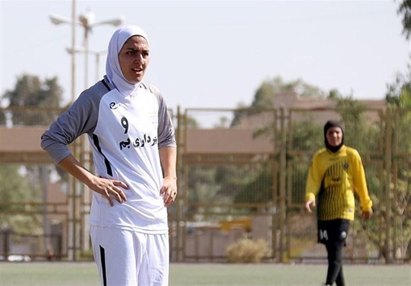 زهرا قنبری: کاهش قرارداد بانوان فوتبالیست منصفانه نیست