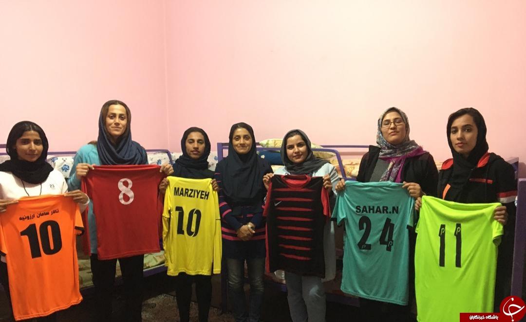 چهره 6 تیم پایانی لیگ برتر فوتسال بانوان استان مشخص شد