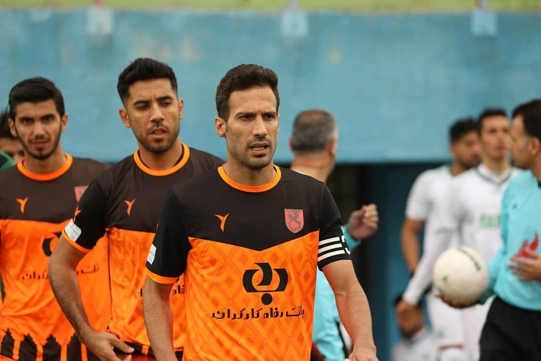 گزارش تصویری: هفته سوم لیگ برتر فوتبال کشور/ الومینیوم اراک - مس رفسنجان