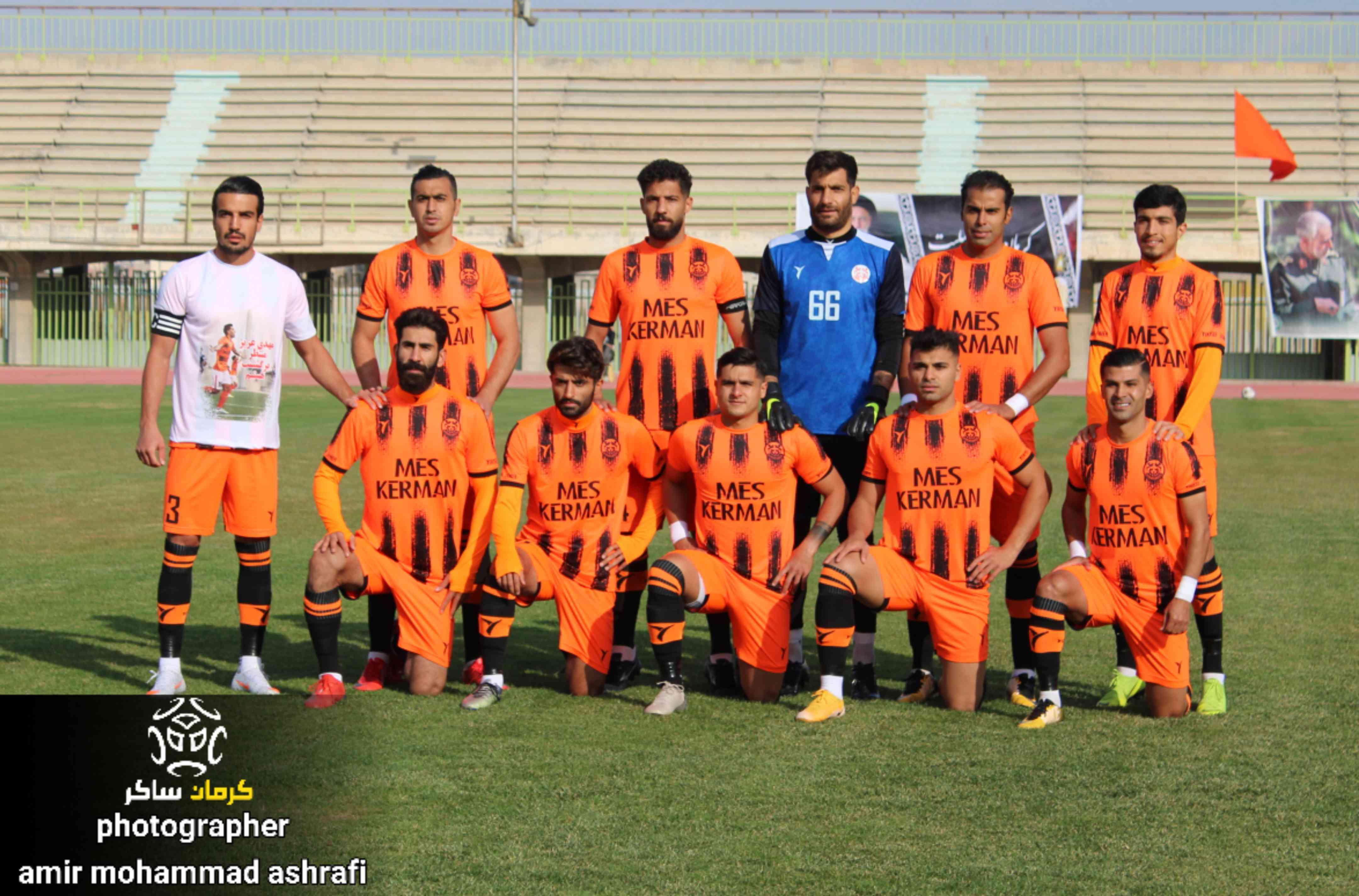 گزارش تصویری: هفته چهارم لیگ دسته اول فوتبال کشور/مس کرمان - فجر شهید سپاسی شیراز از نگاه دوربین امیرمحمداشرفی