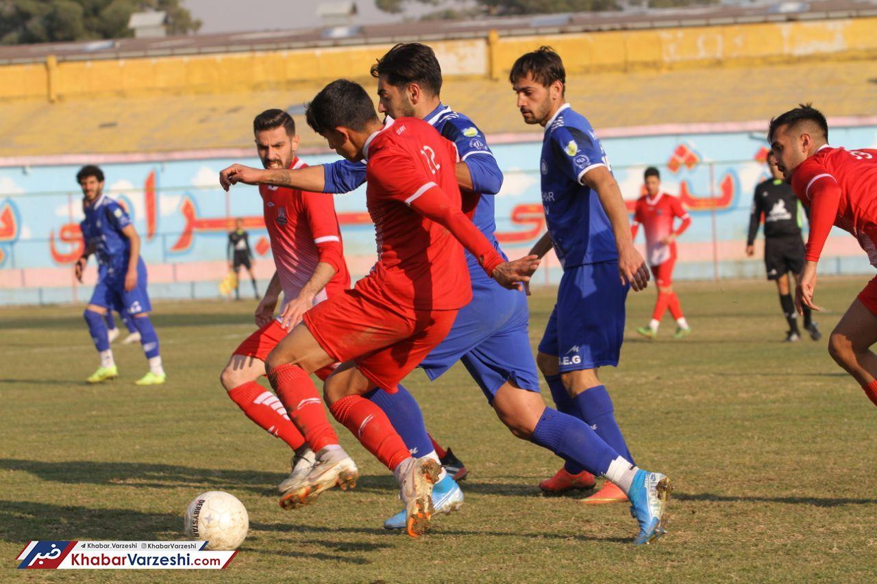 گزارش تصویری: دیدار دوستانه باشگاهی/ گلگهر سیرجان - نساجی مازندران
