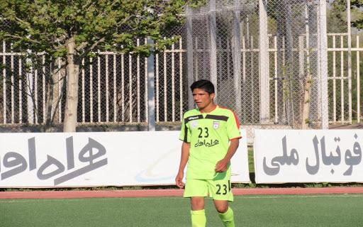دعوت یک بازیکن کرمانی به اردوی تیم ملی جوانان