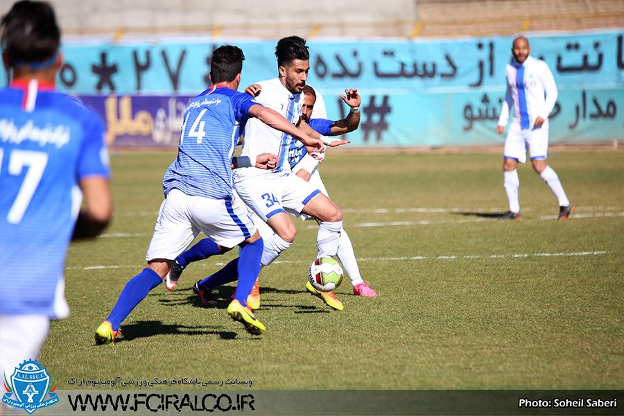 هفته بیست و چهارم لیگ دسته یک فوتبال کشور/ خلاصه دیدار گل گهر سیرجان - ملوان بندرانزلی
