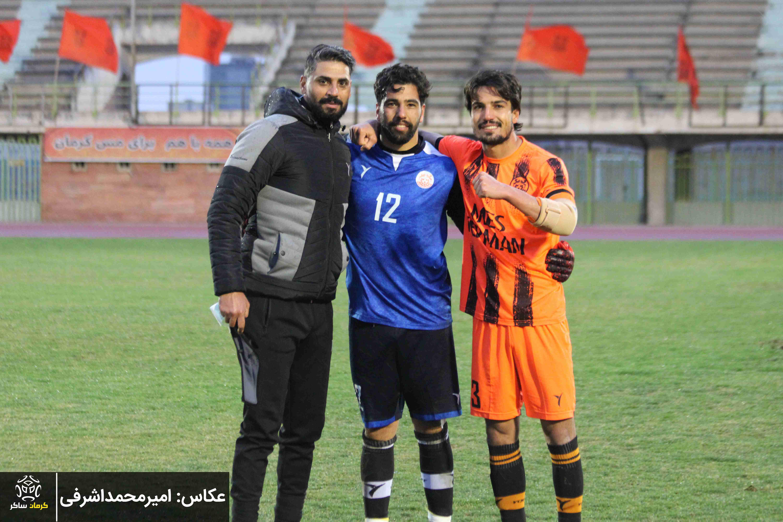 گزارش تصویری: مرحله سوم جام حدفی کشور / مس کرمان - چوکا تالش از نگاه دوربین امیرمحمداشرفی