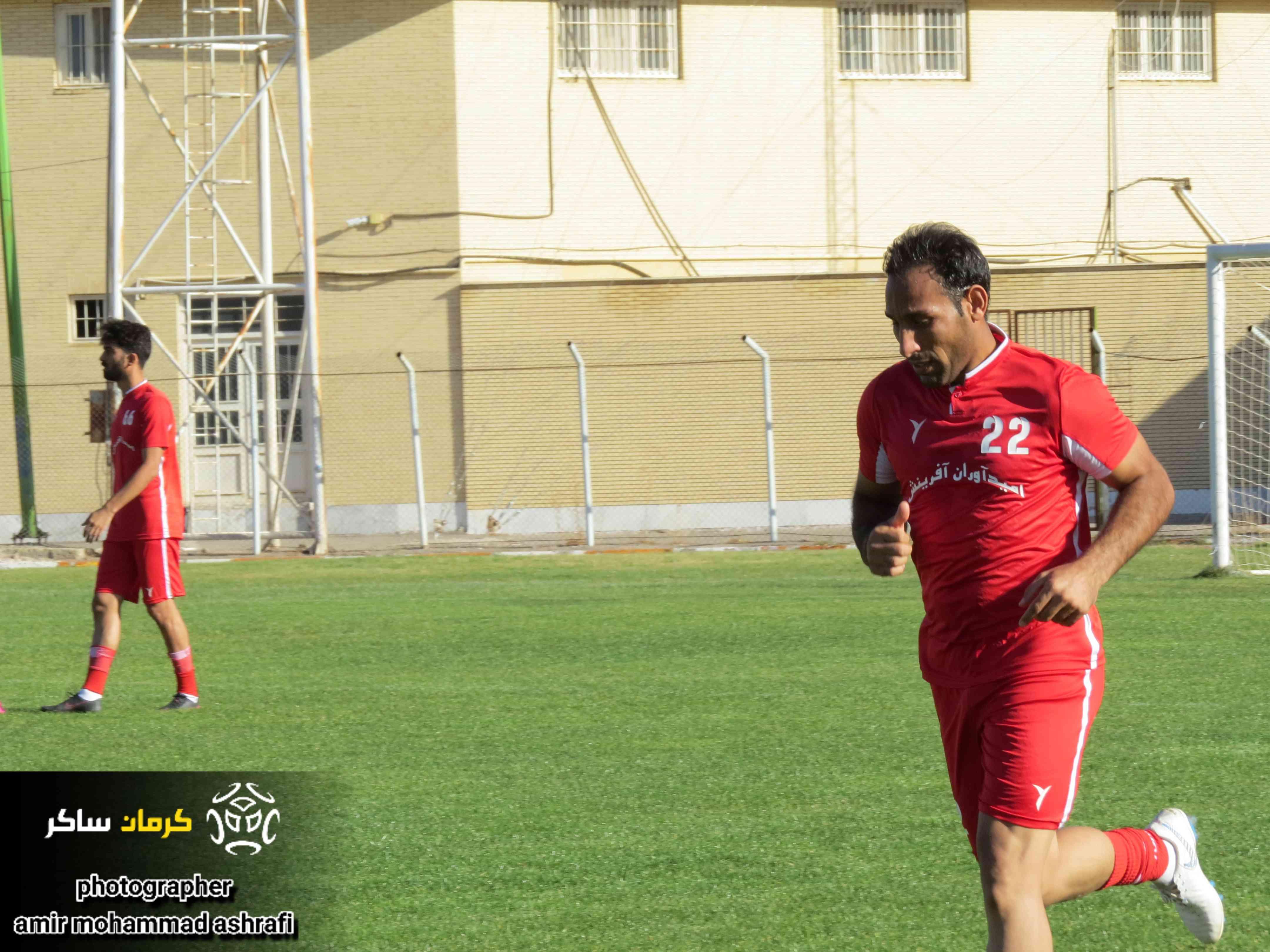 احمد حسن زاده: این بلا را مدیریت ضعیف به سر فوتبال بم آورده است