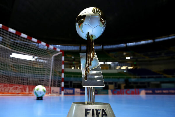 با موافقت فیفا؛ جام جهانی فوتسال یک سال به تعویق افتاد
