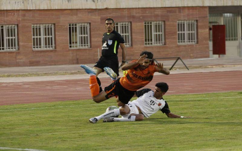 دو تساوی و یک شکست برای کرمانیها در لیگ یک