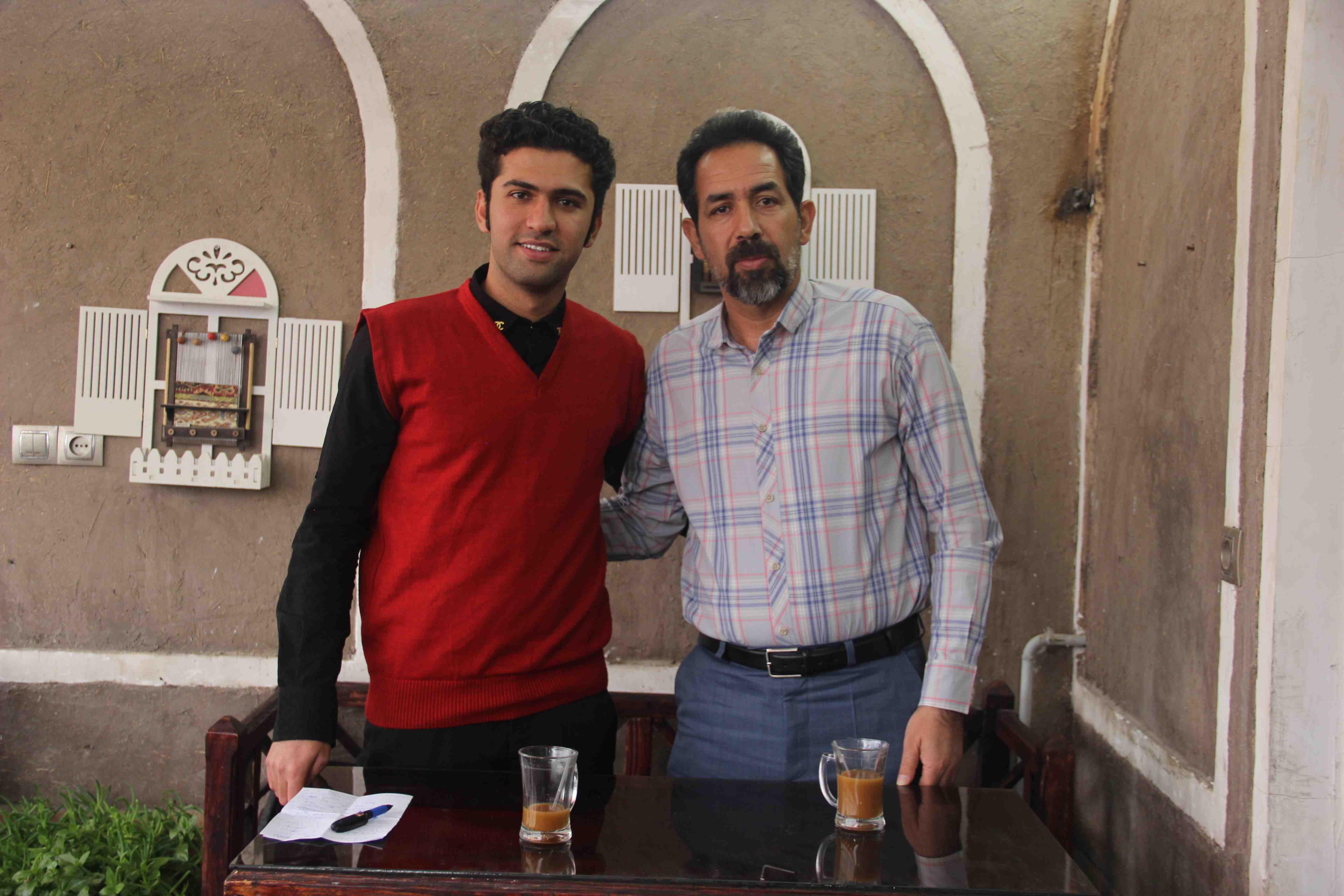 عیدانه فوتبالی/ بخش دوم و پایانی گفت و گوی آیت الرحمن صالحی با احمد نخعی سرمربی سابق مس کرمان