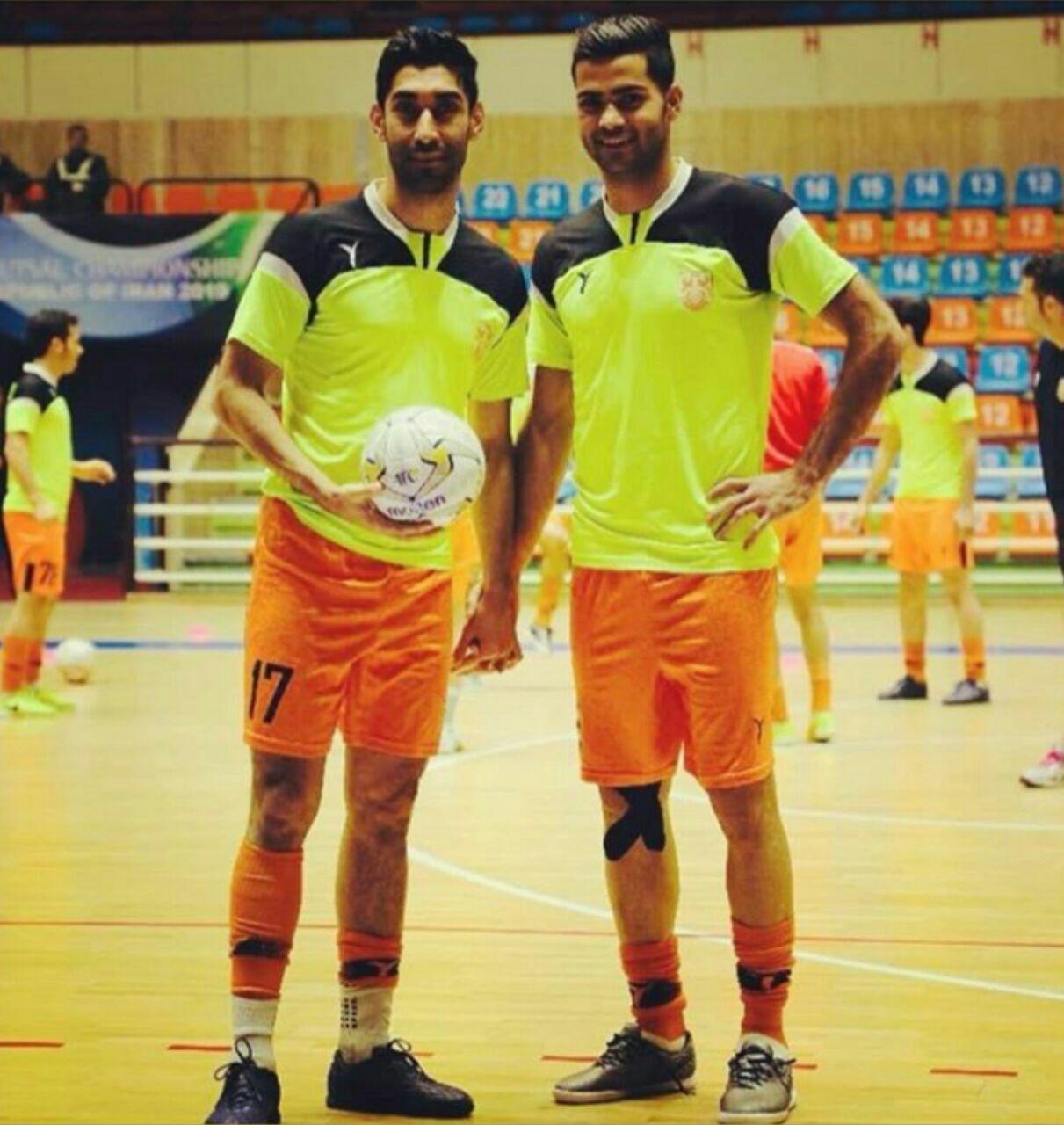 تداوم حضور دو ستاره کرمانی در اردوی تیم ملی فوتسال