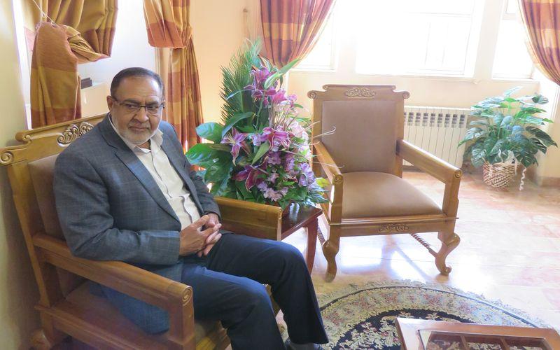 واکنش جالب قرایی به تصویر عیسی ابراهیمی رئیس سابق هیات مدیره باشگاه مس کرمان