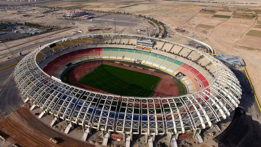 وضعیت استادیوم های نوزدهمین دوره لیگ برتر