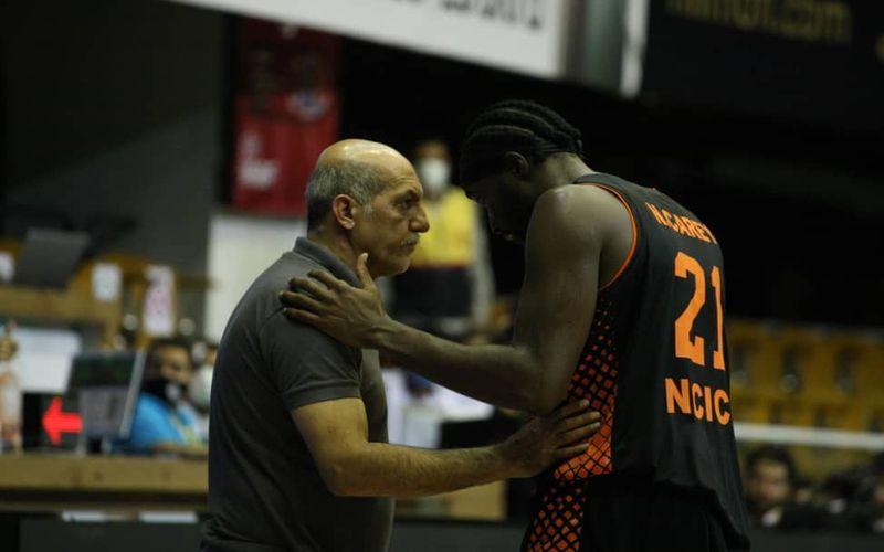 سرمربی بسکتبال مس: تیم ما بازی به بازی بهتر می شود