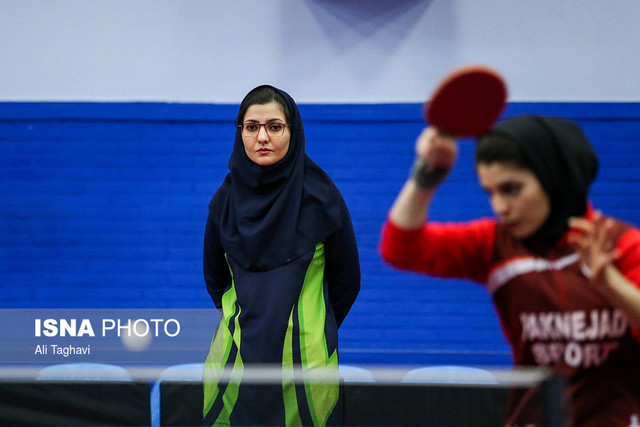 ایرانمنش: در بخش تیمی شانس کسب سهمیه المپیک نداریم