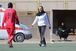 شروع تمرینات خاتون و اردوی احتمالی در اصفهان