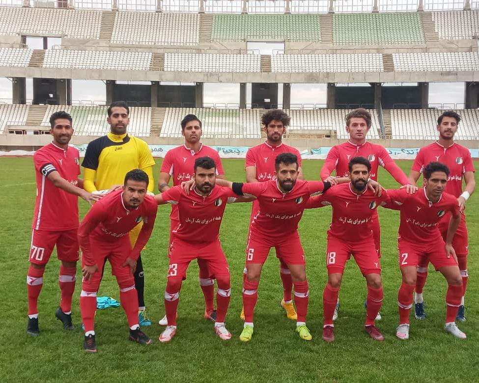 قشقایی شیراز 0 - آرمان گهر 1؛ اولین برد سیرجانی ها با درخشش شفیعی