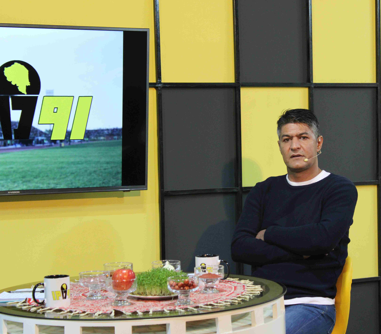 تیزر گفتگوی جنجالی رو در رو با علی حاجاکبری پیشکسوت سرشناس فوتبال استان