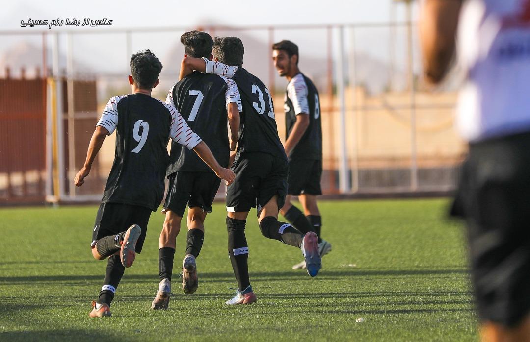 صعود نوجوانان مس به نیمه نهایی لیگ برتر