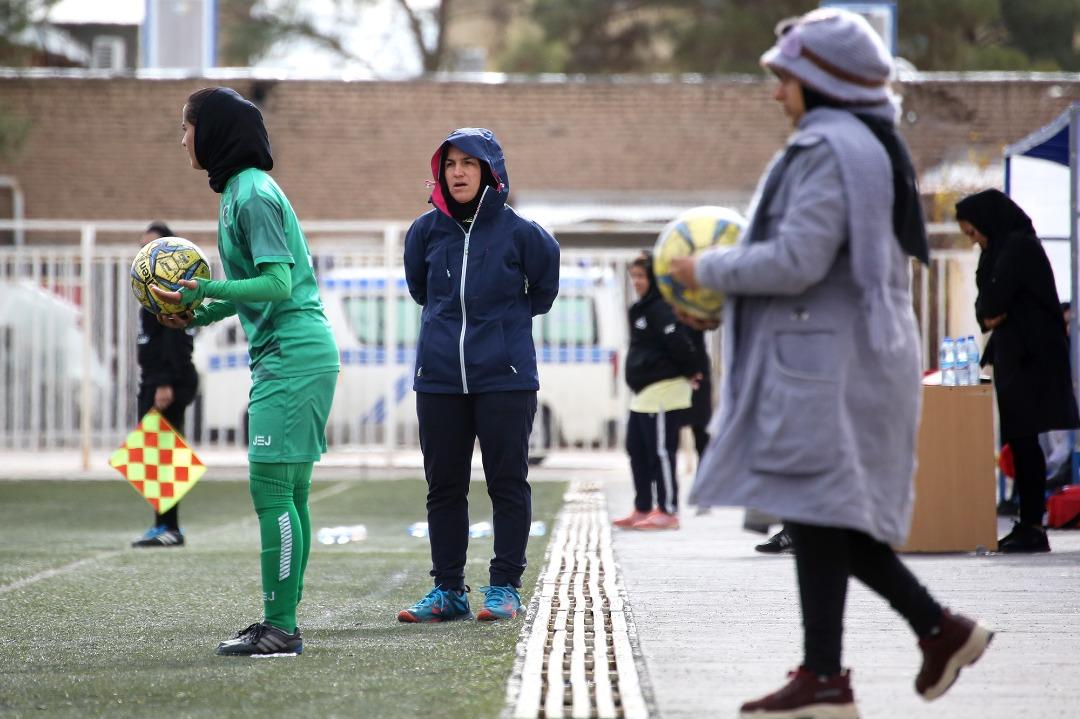 جهاننجاتی: رسالت خود را برای لیگ فوتبال زنان ایران انجام دادهام