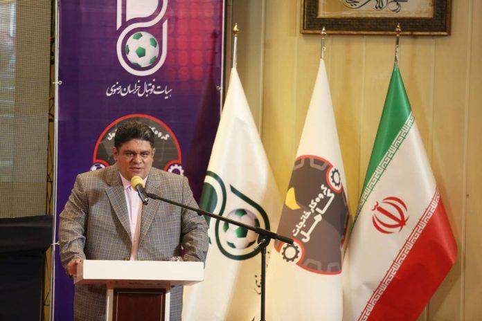 توضیحات آرش جابری درباره نحوه برگزاری لیگ دسته اول کشور