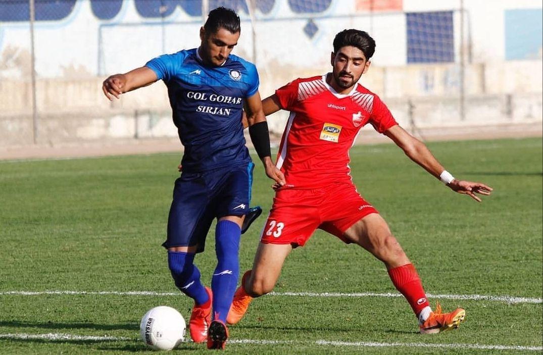 هفته پنجم لیگ برتر فوتبال کشور/ خلاصه دیدار گل گهر 0 - 1 صنعت نفت آبادان