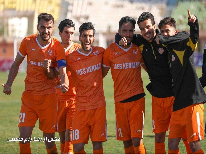 گزارش تصویری: هفته بیست و پنجم لیگ دسته یک فوتبال کشور/ مس کرمان - گلریحان البرز