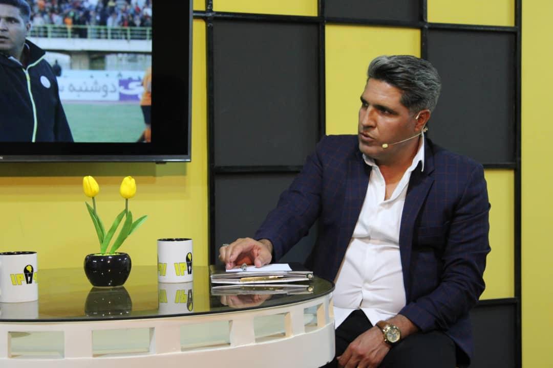 مجله تصویری رو در رو - گفتگوی مفصل و صریح با حمید حسینخانی سرمربی امید مس کرمان
