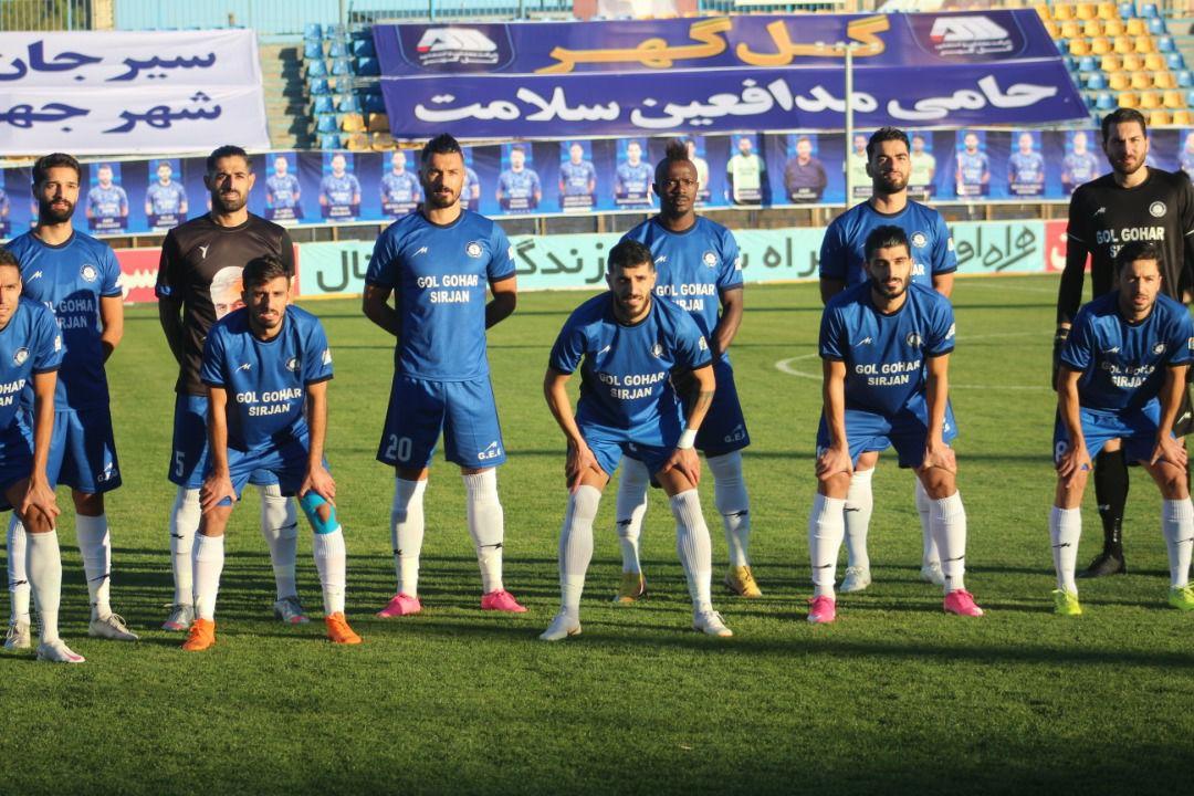 گزارش تصویری: هفته سوم لیگ برتر فوتبال کشور/ گل گهر سیرجان - فولاد خوزستان