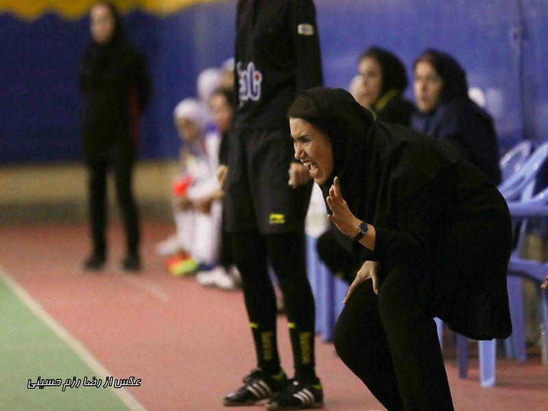 سعیده ایرانمنش: داوران سطح پایینتری نسبت به مسابقات دارند