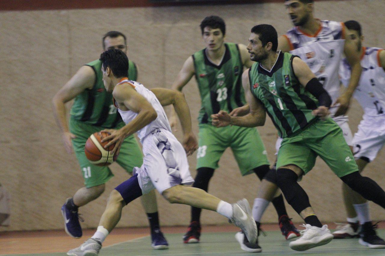 گزارش تصویری: هفته دوم لیگ برتر بسکتبال کشور/ مس کرمان - ذوبآهن اصفهان
