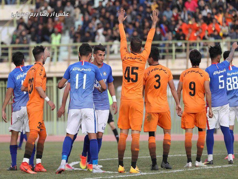 هفته بیست و یکم لیگ دسته یک فوتبال کشور/ خلاصه دیدار خونه به خونه بابل - گل گهر سیرجان