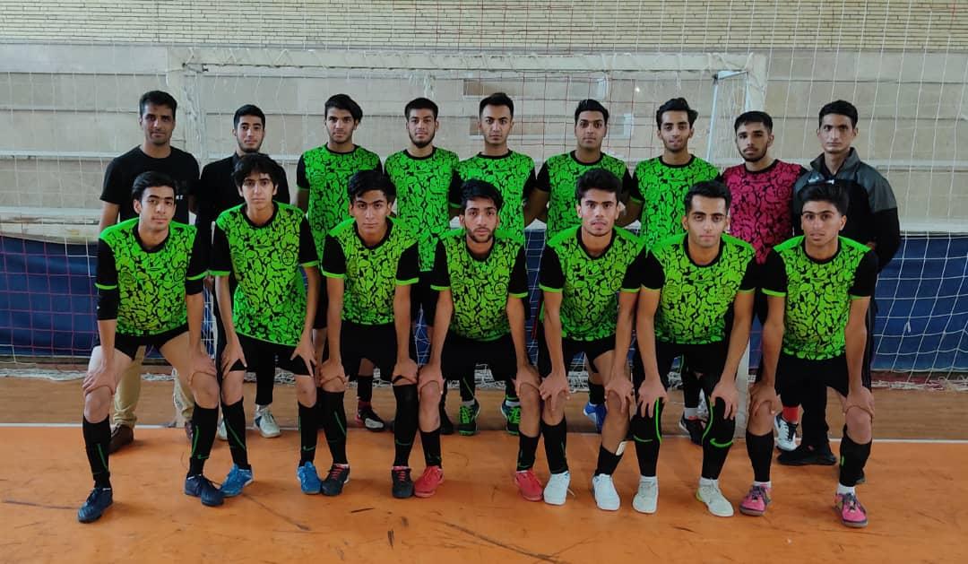 شرایط بغرنج تنها تیم فوتسال کشوری شهر کرمان