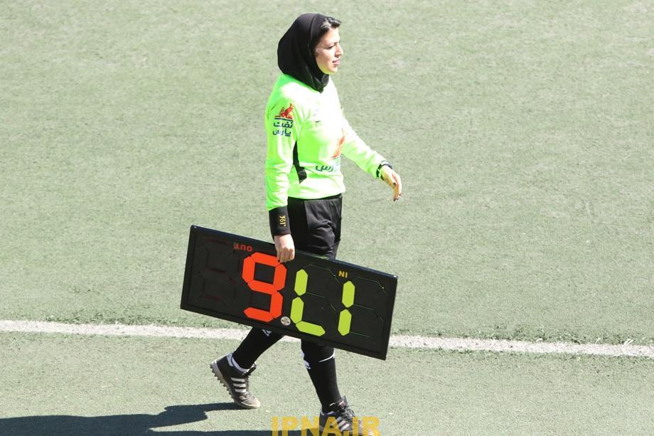 اعلام داوران هفته شانزدهم لیگ برتر فوتبال بانوان کشور