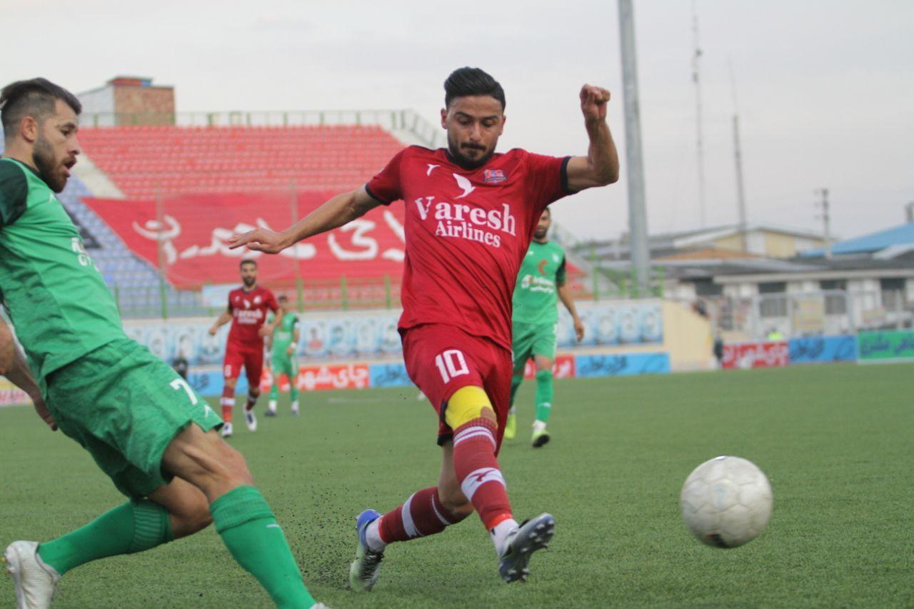 برنامه هفتههای چهارم و پنجم لیگ دسته سوم اعلام شد