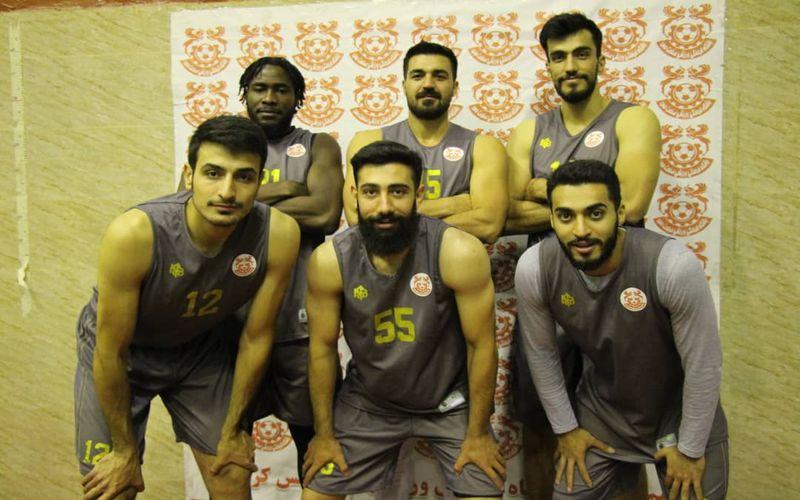 معرفی بلندقامتان بسکتبال مس کرمان در فصل جدید