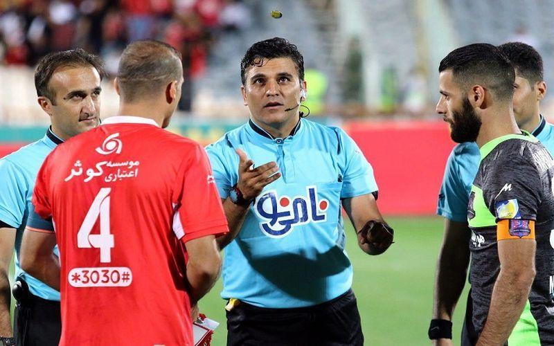 اسامی داوران هفته 26 لیگ دسته اول اعلام شد