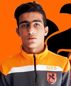 گلمحمدی در لیست نفرات دعوت شده به تیم ملی نوجوانان