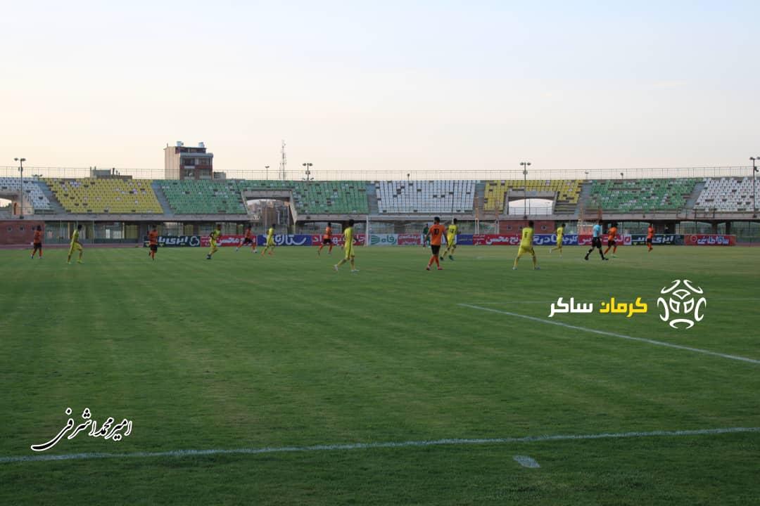 گزارش تصویری: هفته بیست و نهم لیگ یک فوتبال کشور/ مس کرمان-نود ارومیه از نگاه دوربین امیرمحمد اشرفی