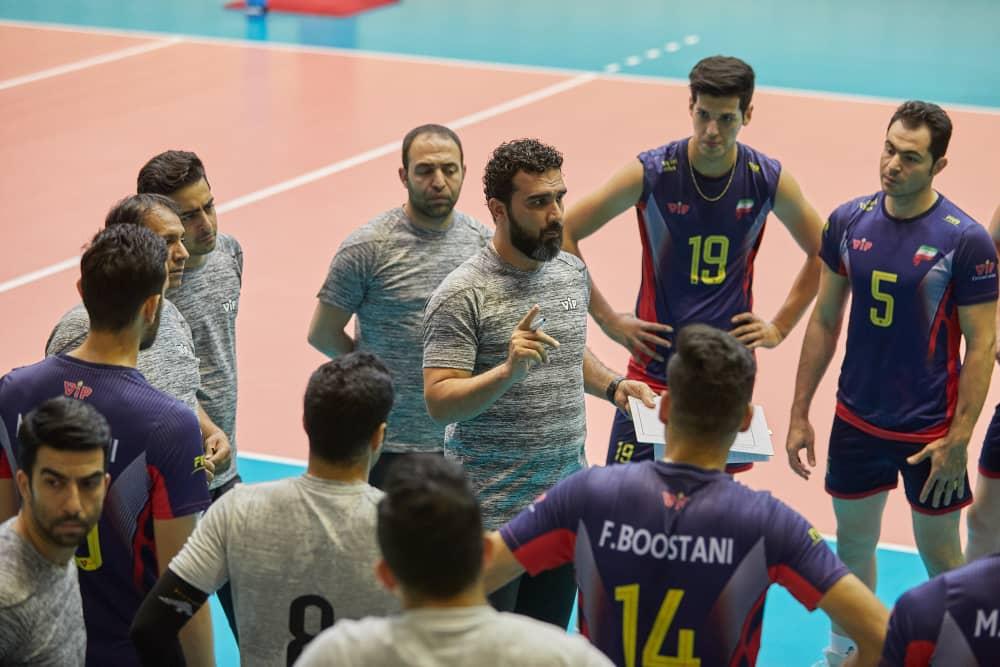 تندروان: بازی سیرجان و سپاهان تنور لیگ والیبال را داغ کرد