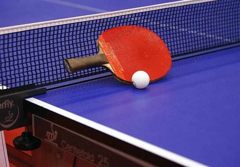 کرمان ظرفیت معتبری در تنیس روی میز دارد