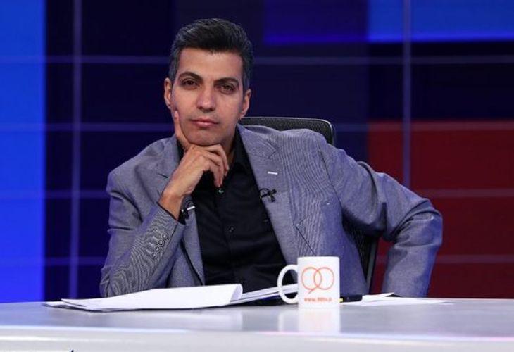 خبری از برنامه فردوسیپور در شبکه ورزش نشد