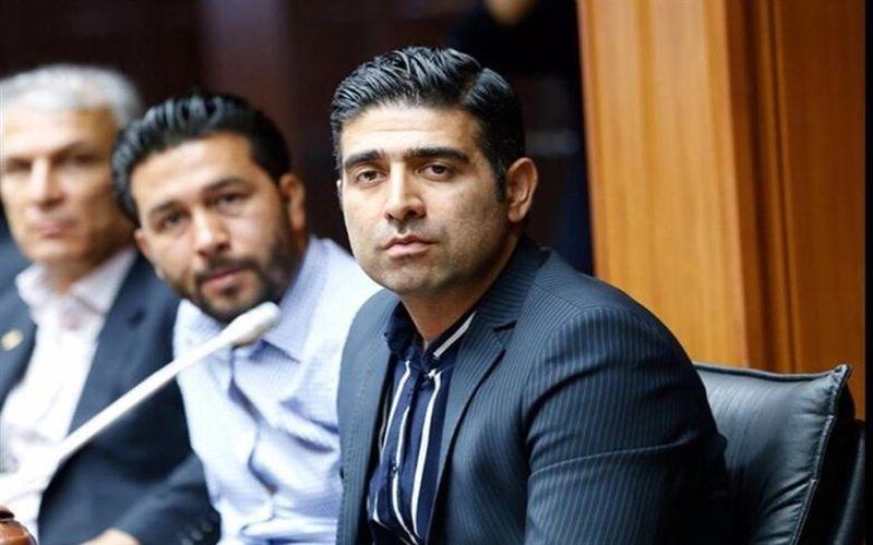 خواجهحسنی: حضور مردانی در هر تیمی غنیمت است
