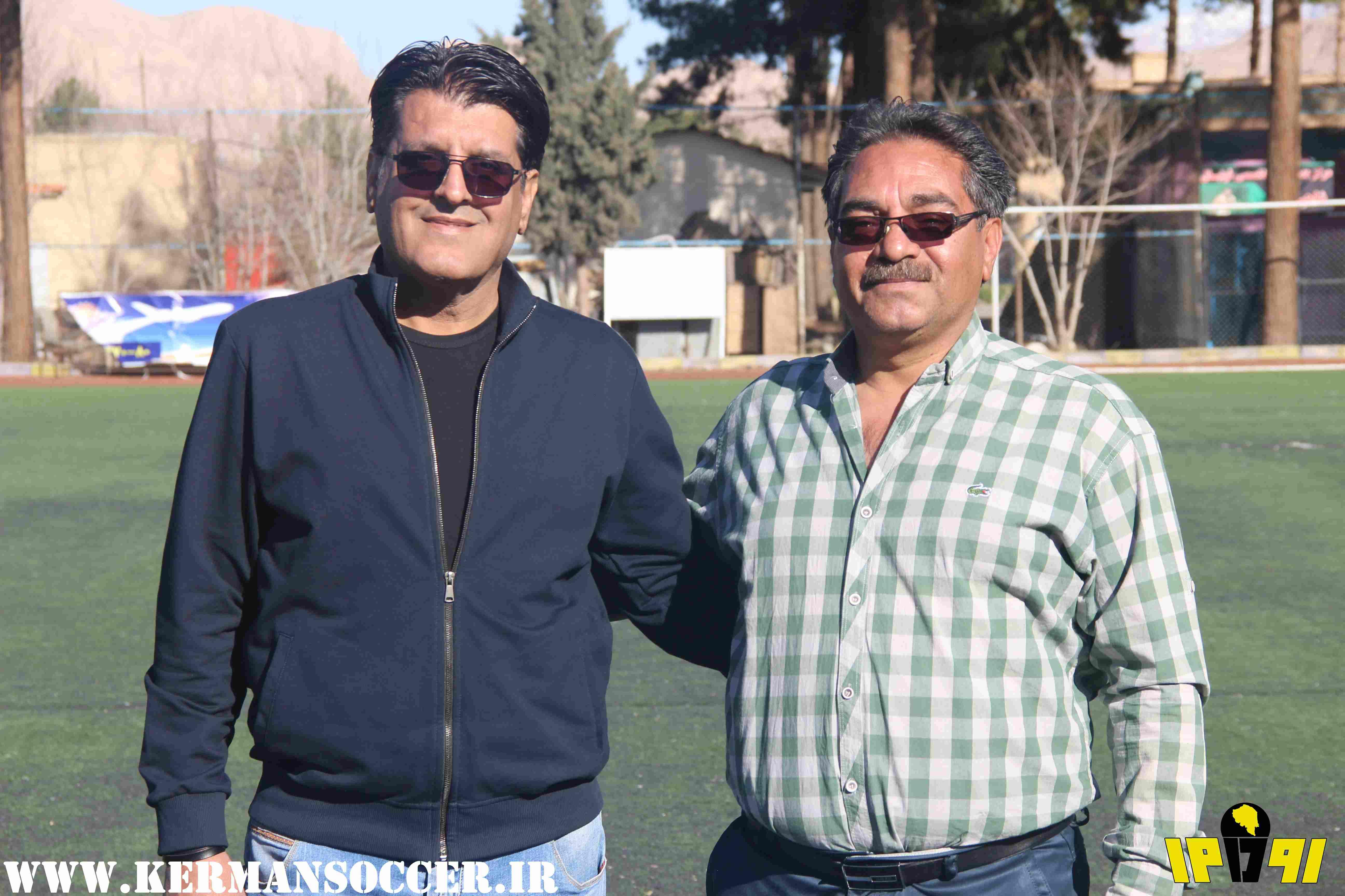 گزارش تصویری: مجله تصویری رو در رو (پیشاهنگ) - گفتگو با مصطفی فرامرزپور پیشکسوت فوتبال باشگاه شهرداری کرمان
